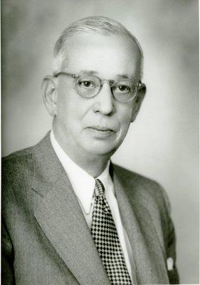 LH1337 J. Aubrey Morphy portrait, 1940s