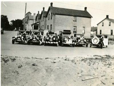 LH2861 Chapman's Auto Parade