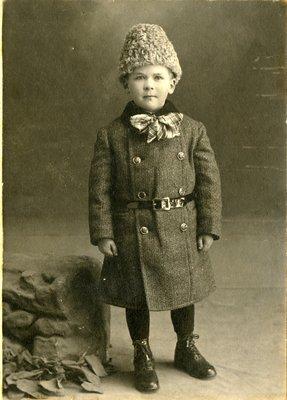 LH2680 Unidentified Child