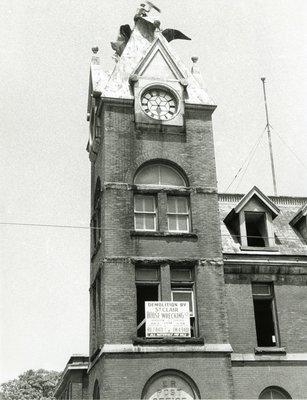 LH2624 Post Office - Demolition