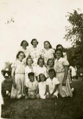LH2507 Sunday Schools - Little Brown Church (11)