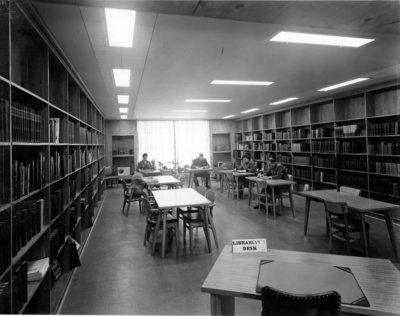 LH2987 OPL- Reference Room