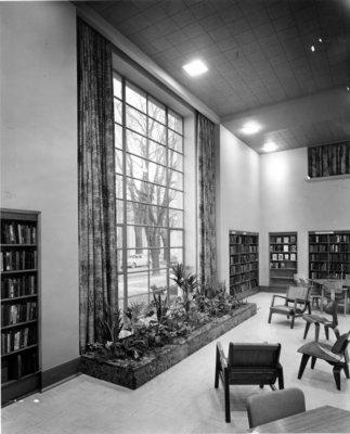 LH3000 McLaughlin Branch- Reading Room
