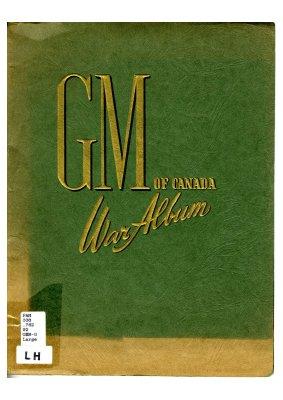 GM of Canada War Album