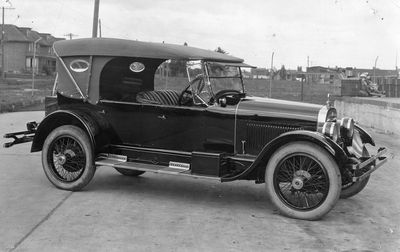 Oshawa's Automotive Past