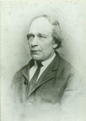 Portrait of Frederick Edward Graf