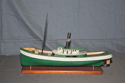 Propeller Ship