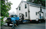 Church of the Redeemer - Moving Old Rectory - June 12 2001 - RC0027