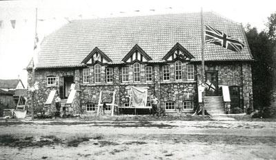 Rosseau Community Hall - 1924 - RM0003
