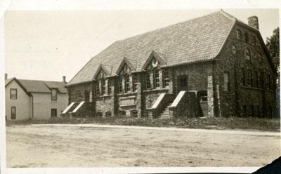 Rosseau Community Hall - RM0009