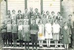 SS#7 Humphrey-Rosseau 1928 Senior Class - SS0001