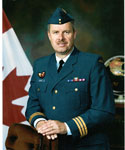 "Bailey, Lt. Col. Kenneth ""Ken"" (1959-) - Air Force (1980-2012) - 2003 - RP0148"