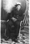"Einarson, Alvin ""Bill"" - 1940s - Vet WW II - RP0081"