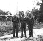 Fraser, Charles; Kingshott, Ross and Hicks, Adrian - 1940s -Vets WW II - RP0089