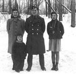 "Fry, Ronald ""Ronnie"" Albert - 1940s - Vet WW II - RP0167"