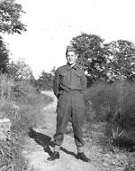 Holton, Edwin - 1940s - Vet WW II - RP0098