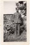 "Lashbrook, Richard ""Dick"" Arthur - 1940s - Vet WW II - RP0106"