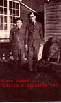 Mahon, Blake & Bissonette, Francis - Vets WW II - RP0110