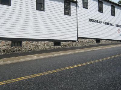 Stonemasonry - #1 Rice Street - Rosseau General Store - RI0094