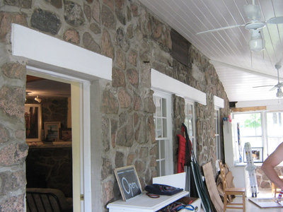 Stonemasonry - #5 HWY 632 - Stone House - formerly Oates home, Pearce home & Foote home - RI0118