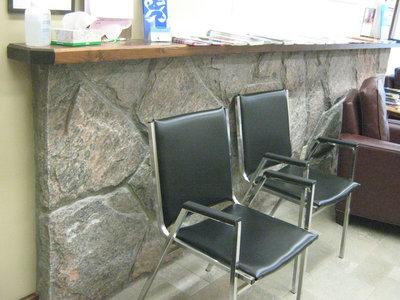 Stonemasonry - #17 Victoria Street West - Ruth Dare Health Clinic - Rosseau Nursing Station - RI0144