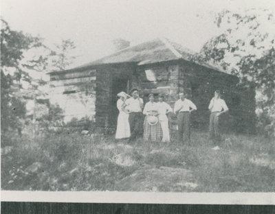 Blockhouse at Jones Falls