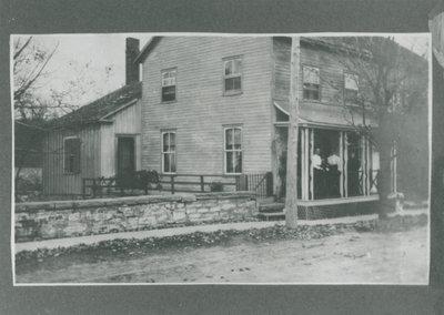 House on Main Street, Delta, Ontario