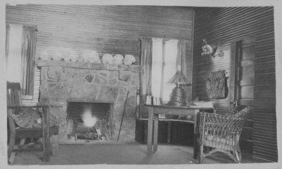 Interior scene of Fettercairn