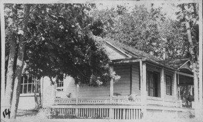 Cottage on Indian Lake