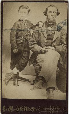Jehiel Bissell Warren and Son Edgar