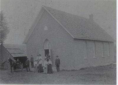 Opinicon Lake Methodist Church