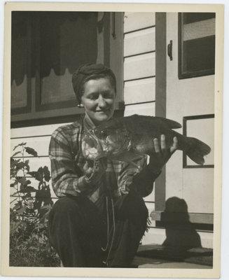 Mrs. Rankin With Bass