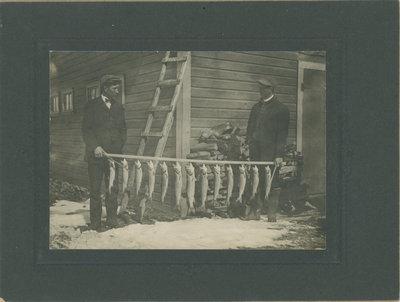 Fishermen at Opinacon Club