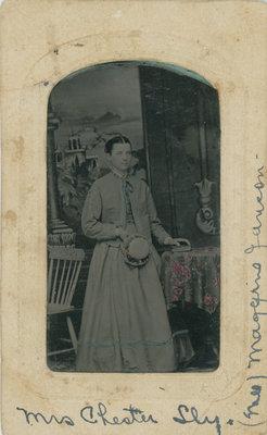 Margaret Johnson Sly