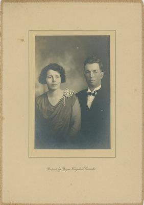 Charles and Anna Pierce Bass