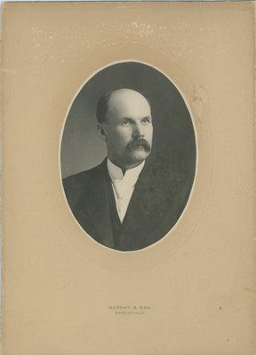 Reverend W.G. Bradford