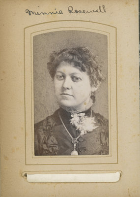 Mary Ann Rowswell