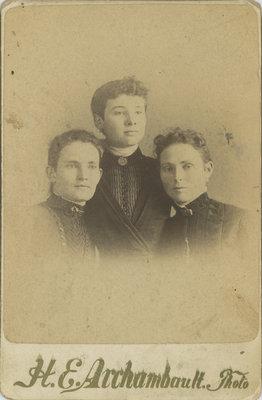 Fleming sisters