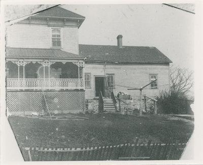 Henry Laishley House