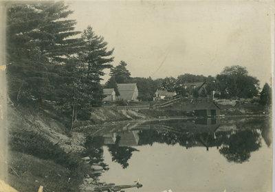 Chaffey's Lock and Indian Lake