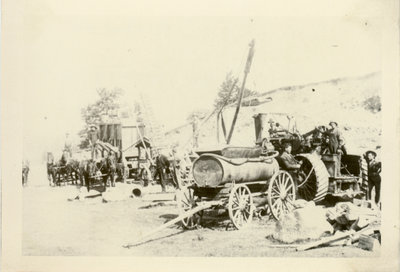 Stone crushing unit in Portland, Ontario