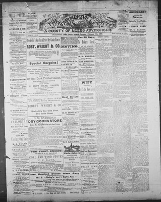 Farmersville Reporter and County of Leeds Advertiser (18840522), 7 Feb 1888