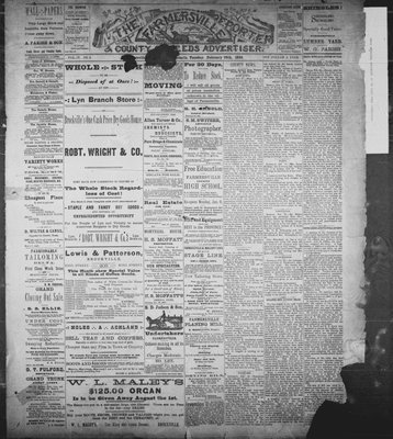 Farmersville Reporter and County of Leeds Advertiser (18840522), 28 Feb 1888