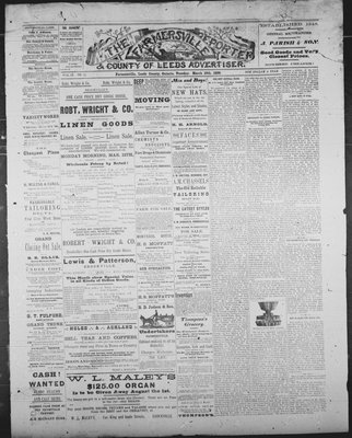Farmersville Reporter and County of Leeds Advertiser (18840522), 13 Mar 1888