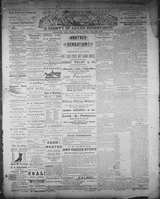 Farmersville Reporter and County of Leeds Advertiser (18840522), 19 Jun 1888