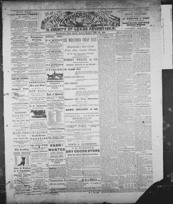 Farmersville Reporter and County of Leeds Advertiser (18840522), 7 Aug 1888