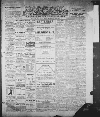 Farmersville Reporter and County of Leeds Advertiser (18840522), 11 Sep 1888