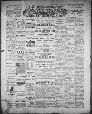 Farmersville Reporter and County of Leeds Advertiser (18840522), 18 Sep 1888
