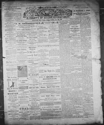 Farmersville Reporter and County of Leeds Advertiser (18840522), 4 Dec 1888