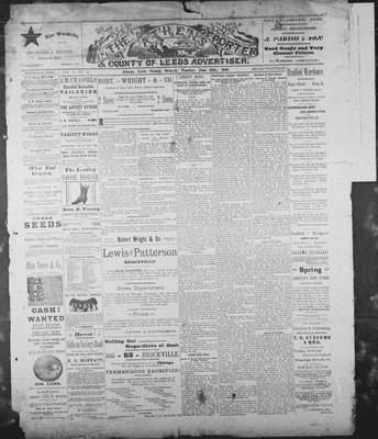 Athens Reporter and County of Leeds Advertiser (18920112), 25 Jun 1889